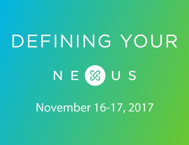 Defining Your Nexus Workshop
