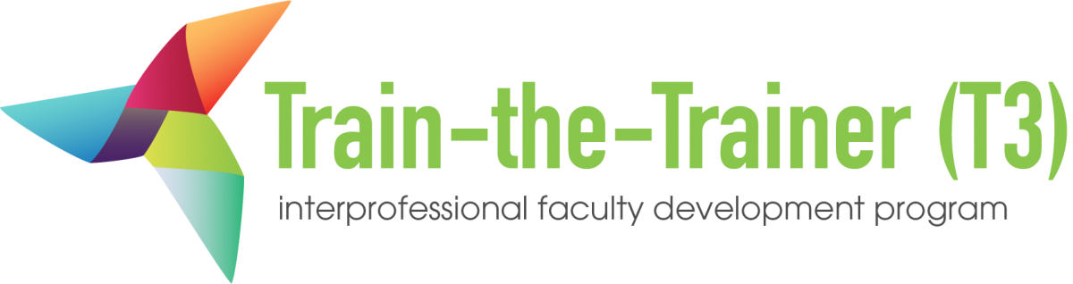 T3 Train the Trainer Workshops